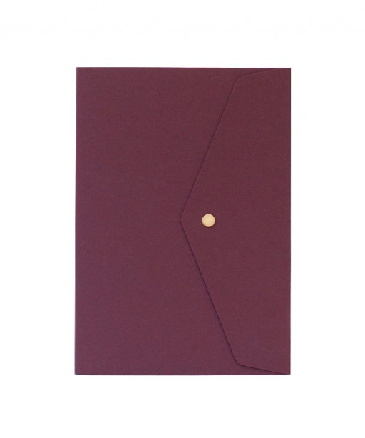 Notebook | Dark red